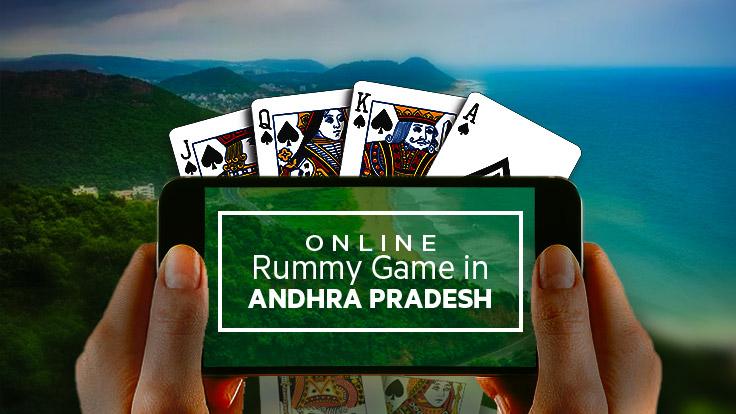 Online Rummy Game in Andhra Pradesh