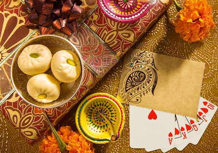 Diwali games rummy culture