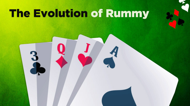 Evolution of Rummy