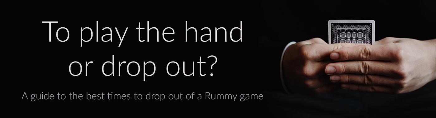 The Answer to the question – should I play rummy or not?