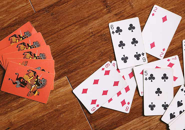 Become a Bluff Master in Rummy