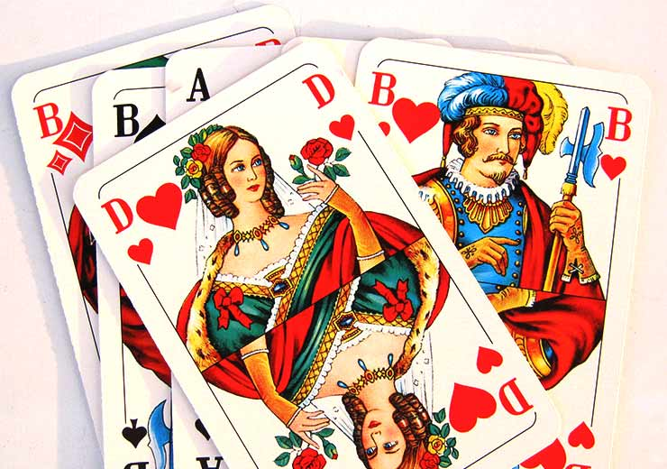 What Do Face Cards Mean in Rummy?