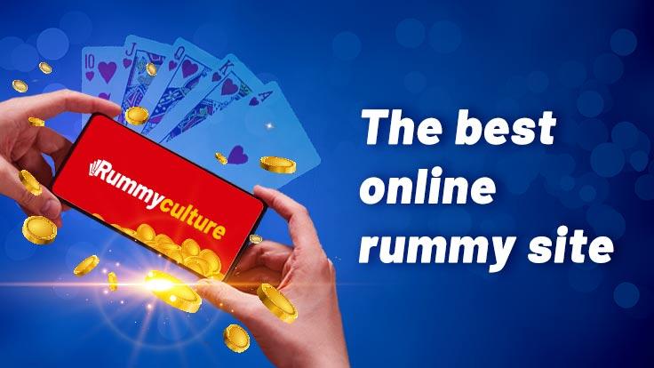 The Best Online Rummy Site