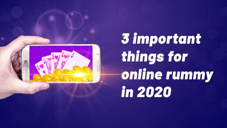 Online rummy future