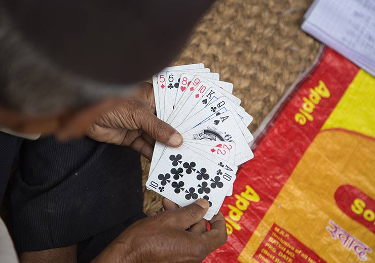 The 5 Most Popular Card Games in India