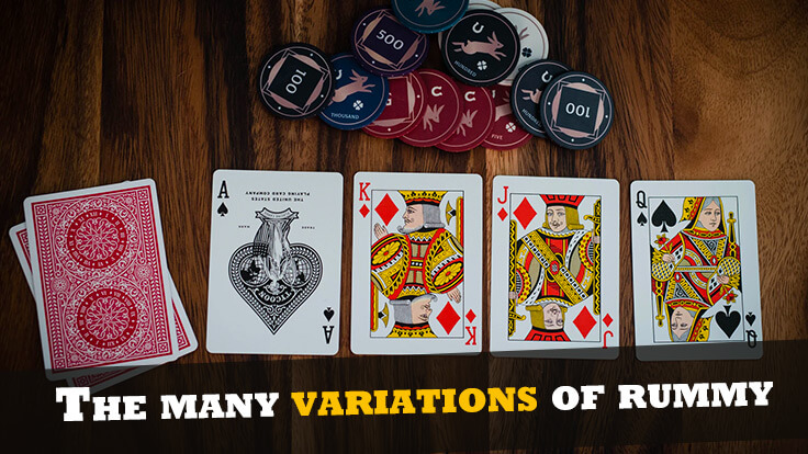 The Many Variations of Rummy