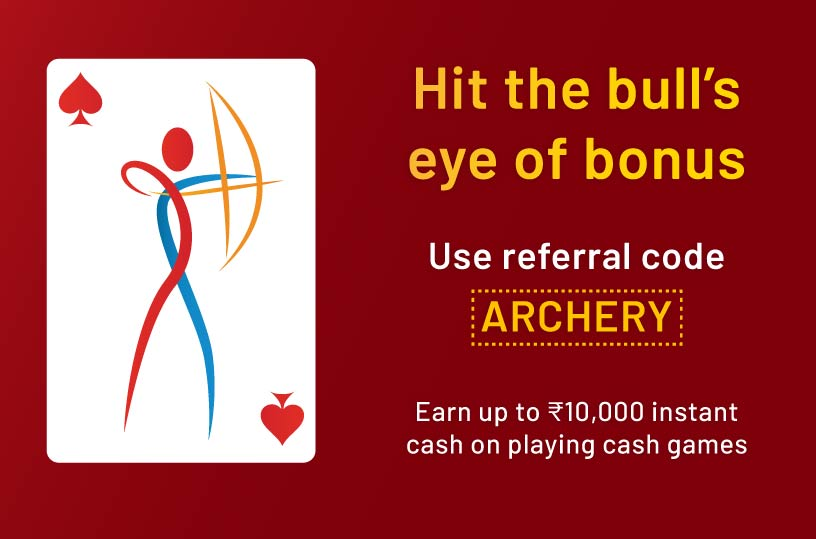 Use Referral ARCHERY to get exclusive offers for Olympics