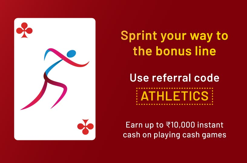 Use Referral ATHLETICS to get exclusive offers for Olympics