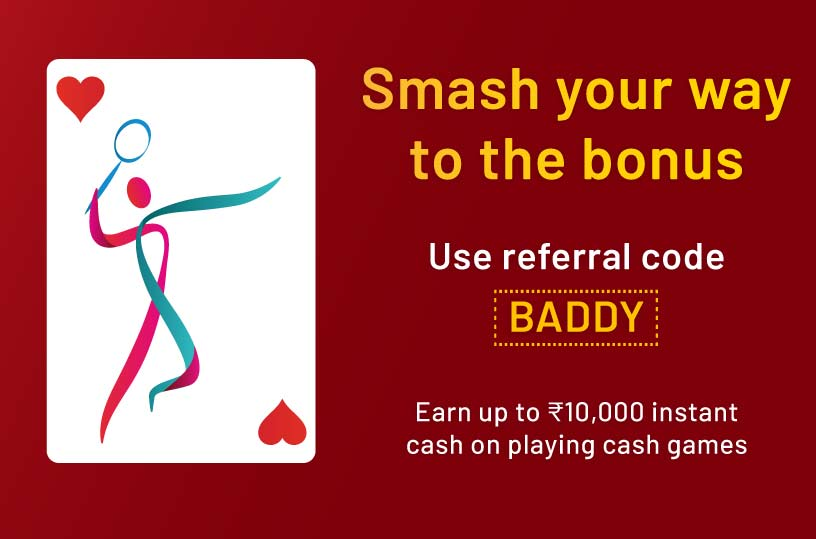 Use Referral BADDY to get exclusive offers for Olympics