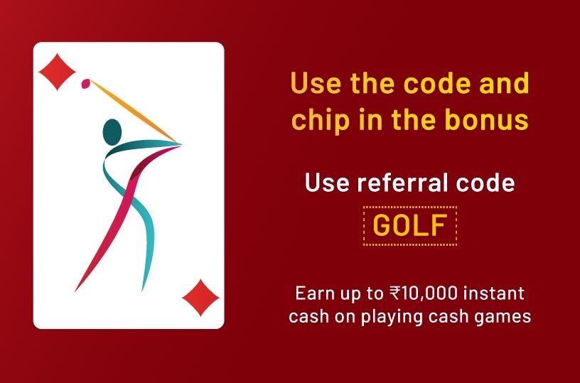 Use Referral GOLF to get exclusive offers for Olympics