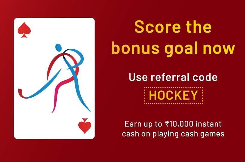 Use Referral HOCKEY to get exclusive offers for Olympics