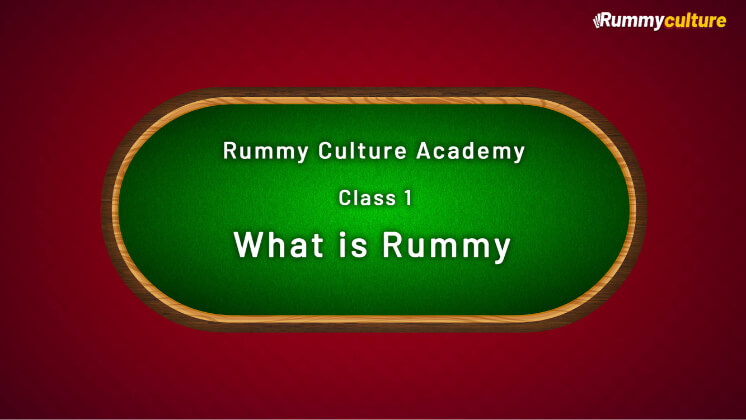 What is Rummy?