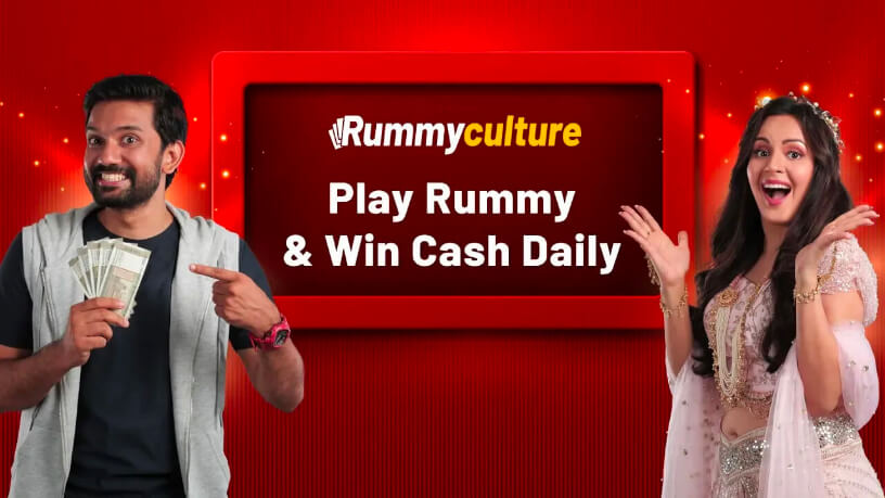 Rummyculture Advertisement