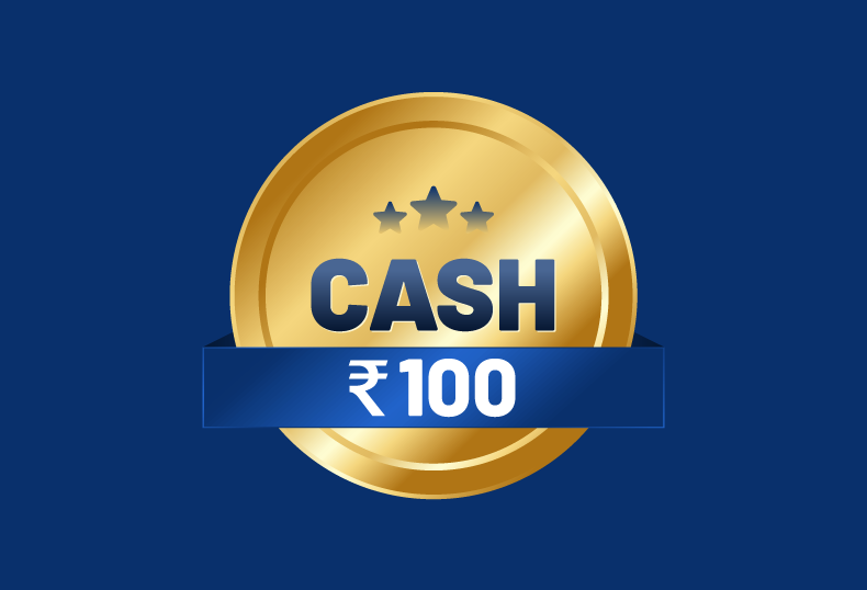 100 Rupee Online Cash Rummy Tournament
