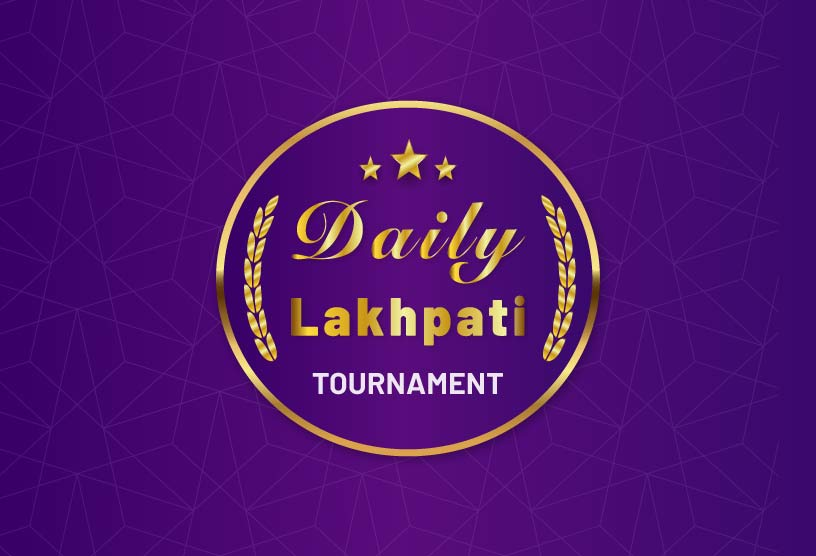 Daily Lakhpati Tournament
