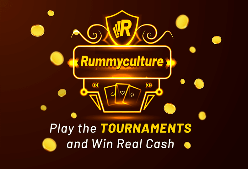 200 Rupee Online Cash Rummy Tournament