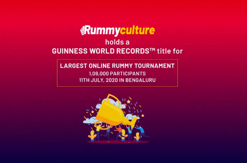 RummyCulture Guinness World Record