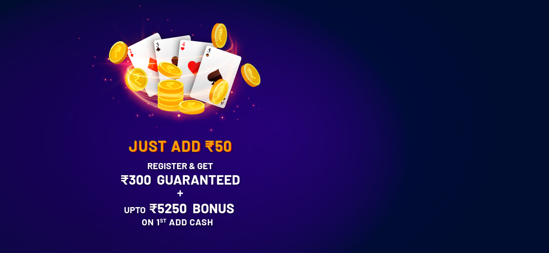 Limited Time Period Offer   Add Minimum Rs. 50 to get assured bonus.