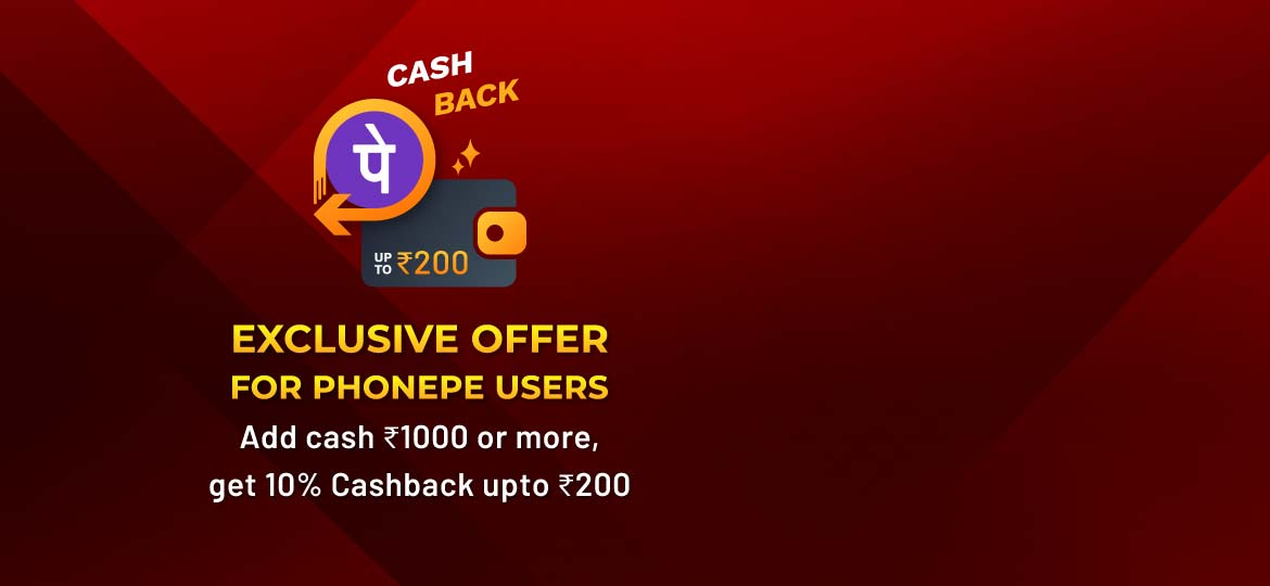 Exclusive Offer for PhonePe Users
