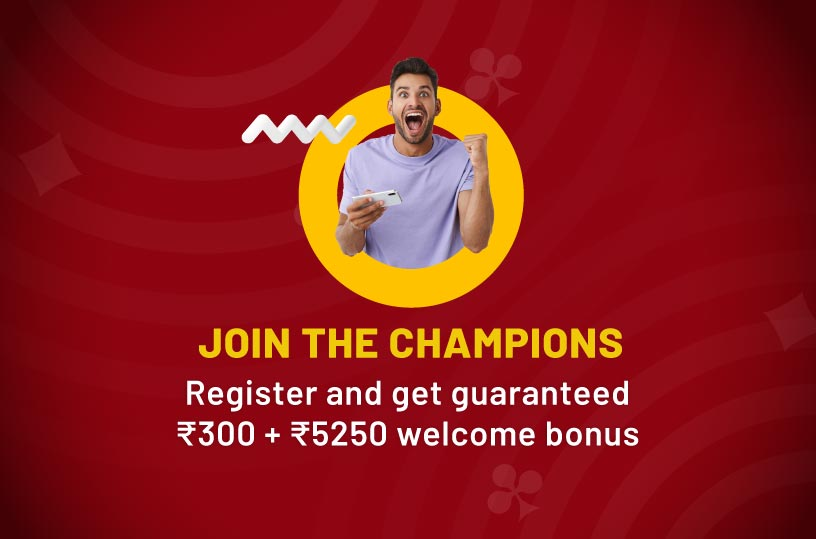 Welcome Bonus: Up to ₹5250 free bonus